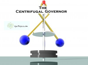 1centrifugal governor