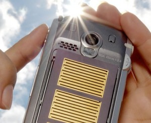 Convert your Cell Phone to Solar Power