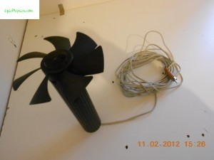 How to make a Small Wind Turbine 9