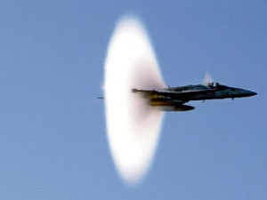 what is a sonic boom