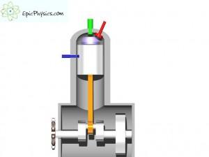 two stroke diesel engine 8
