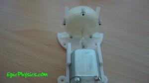 Multi stage tesla turbine generator 2