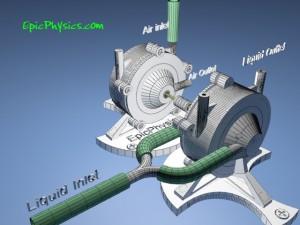 tesla turbine pump