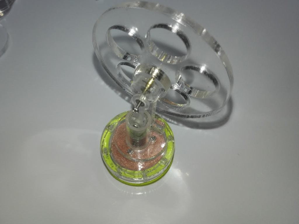 micro stirling engine 3
